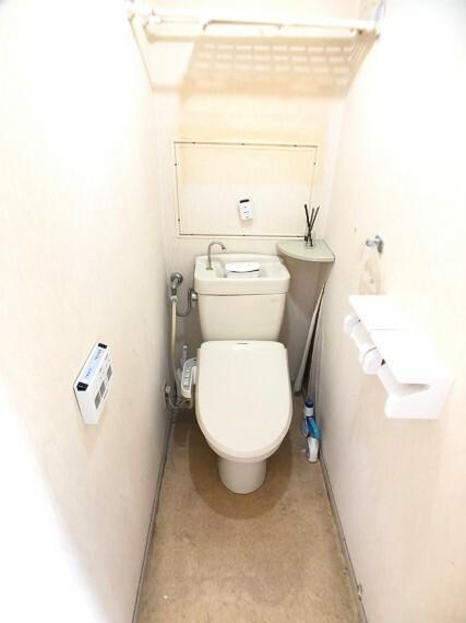 トイレ 温水便座付き
