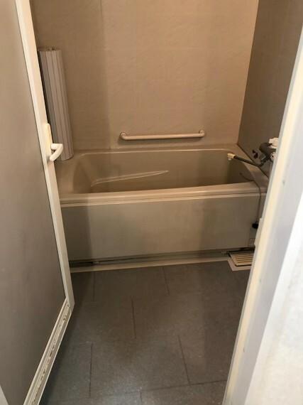 浴室 施工例:リフォーム前