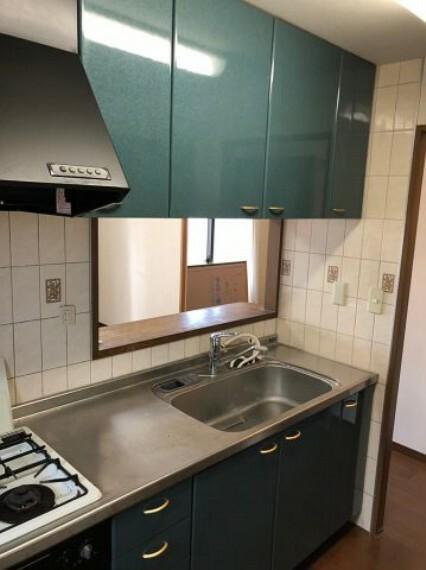 キッチン 施工例:リフォーム前