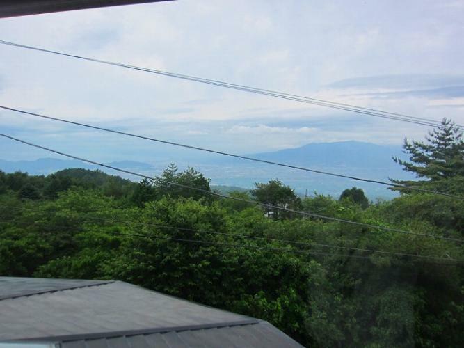 眺望 晴れた日には、富士山・駿河湾・市街地を望めます