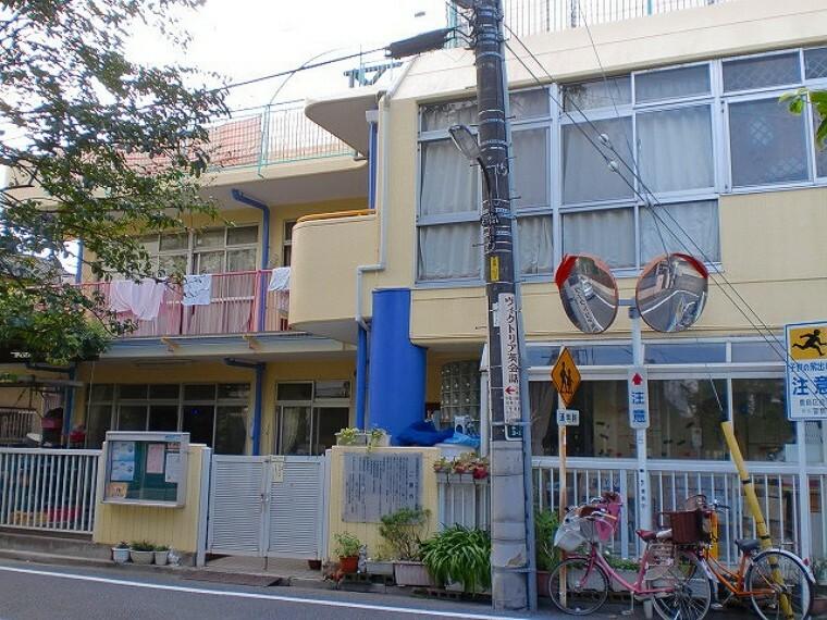 幼稚園・保育園 【保育園】千早子どもの家保育園まで588m