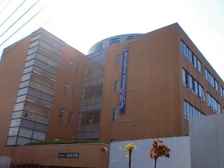 高校・高専 【高校】城西大学付属 城西高等学校まで517m