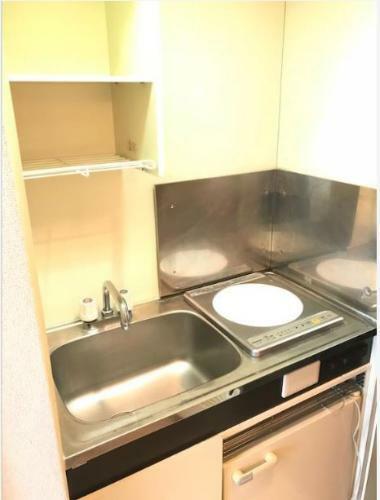 キッチン IHキッチンのため火災などの恐れも安心です。
