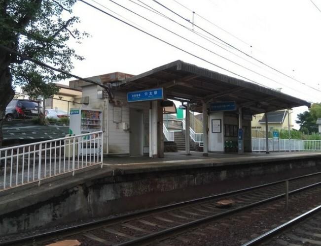 穴太駅(京阪 石山坂本線)