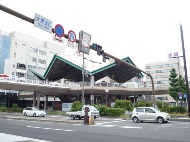 びわ湖浜大津駅(京阪 京津線)