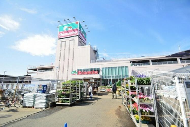 ショッピングセンター 島忠 海老名店 距離約1600m