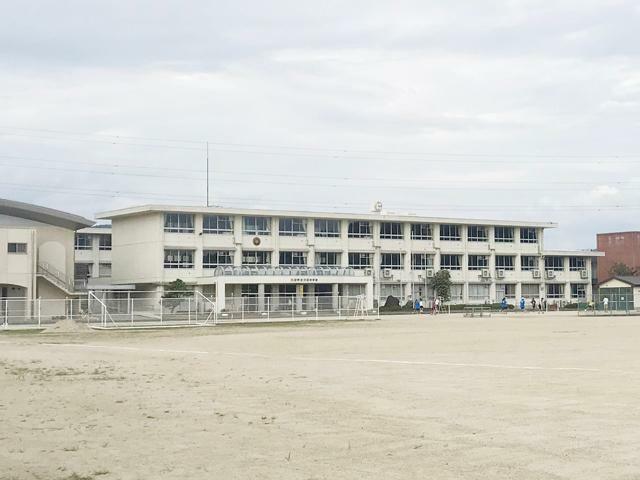 中学校 川辺中学校
