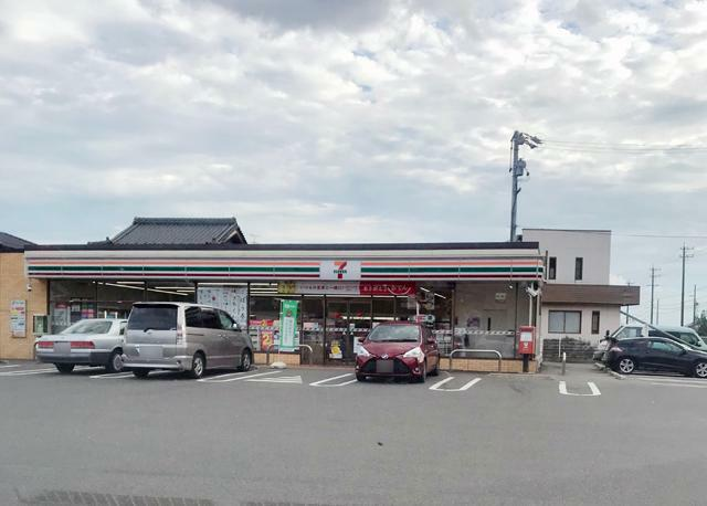 コンビニ セブン‐イレブン 川辺町石神店