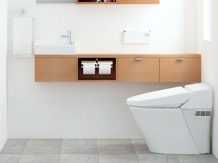 同仕様施工例 トイレ(カラー選択可)