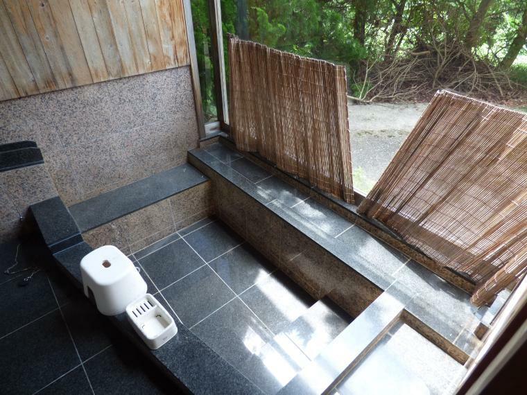 浴室 広い浴室で温泉を楽しめます