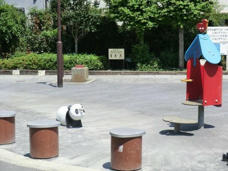 公園 【公園】大原さんかく公園まで1112m