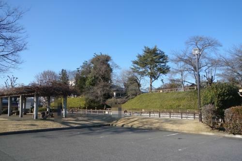 公園 壬生町城址公園