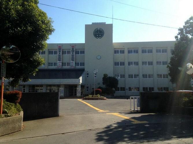 中学校 東松山市立北中学校