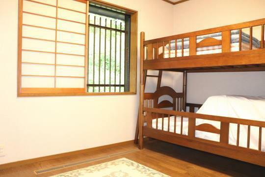 洋室 個室は和洋の2部屋あります