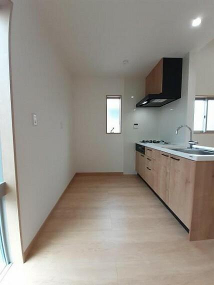 キッチン キッチンスペースは十分な広さが確保されています!