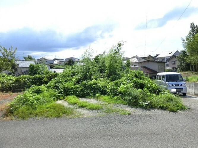 現況写真 須賀川市南町の売地のご紹介です。