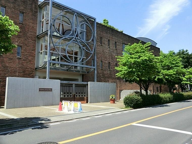 小学校 武蔵野市立千川小学校