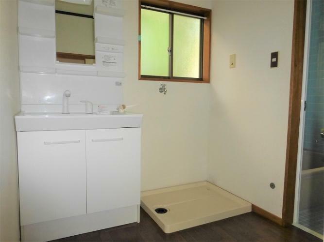 ランドリースペース 室内洗濯機置き場