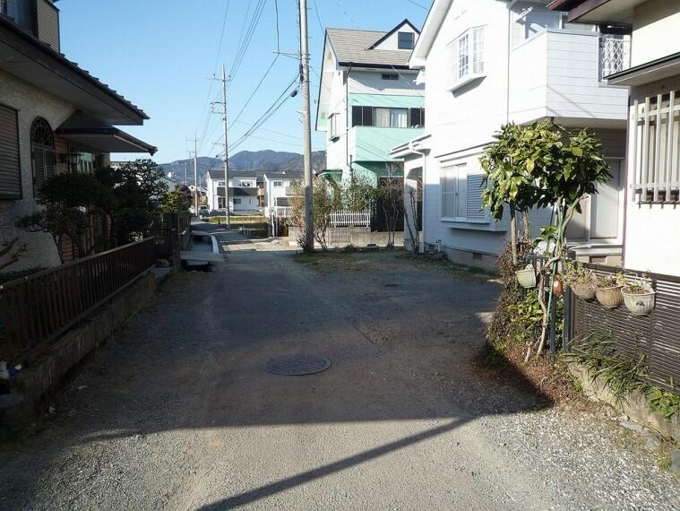 現況写真 小田急線「開成」駅が最寄り駅となっております。