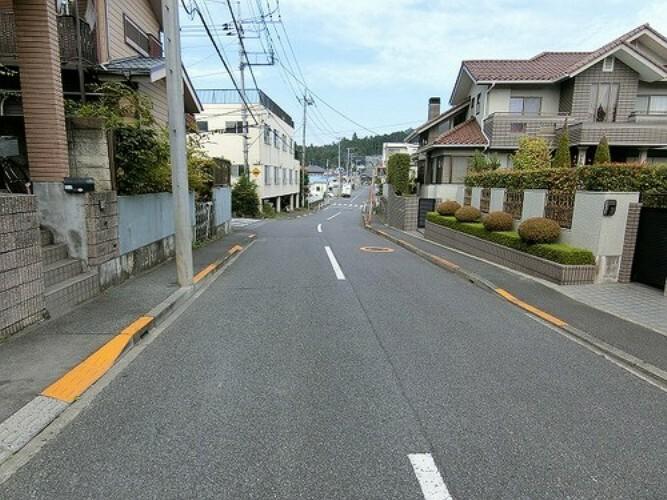 現況写真 JR青梅線「東青梅」駅徒歩約4分の通勤通学に便利な立地です。