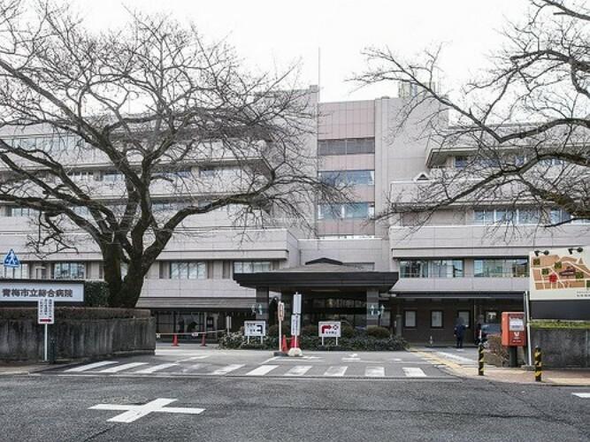 病院 青梅市立総合病院 徒歩17分(約1300m)