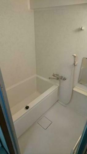 浴室 夜はゆっくりとお風呂でリラックスの時間を・・・