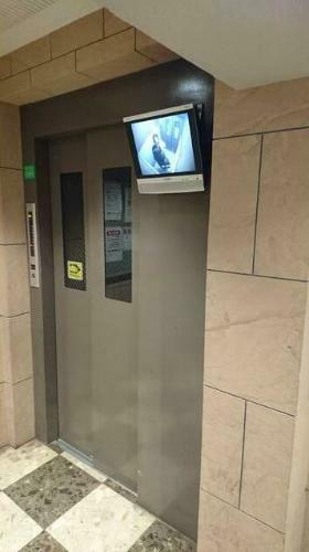 エレベーター、防犯カメラ、オートロックなど充実の設備。