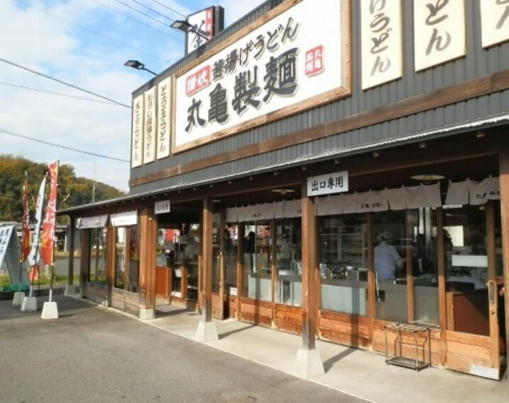 丸亀製麺倉敷連島店