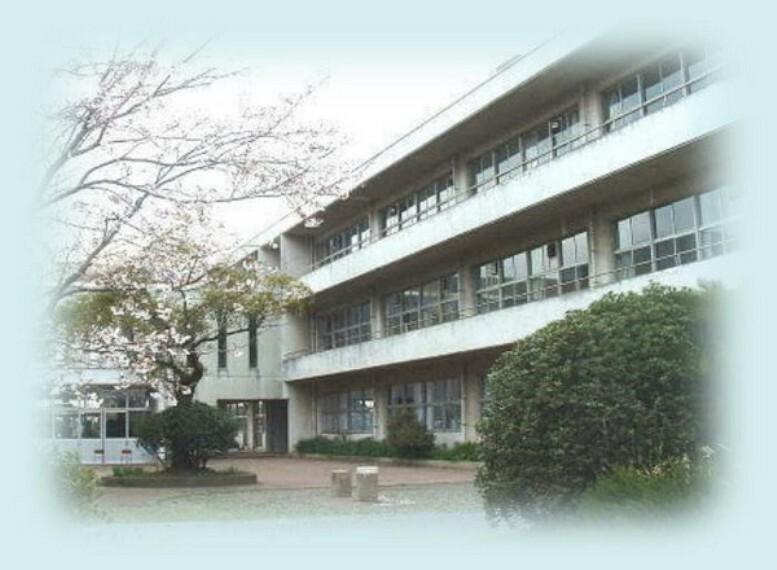 小学校 富津市立飯野小学校