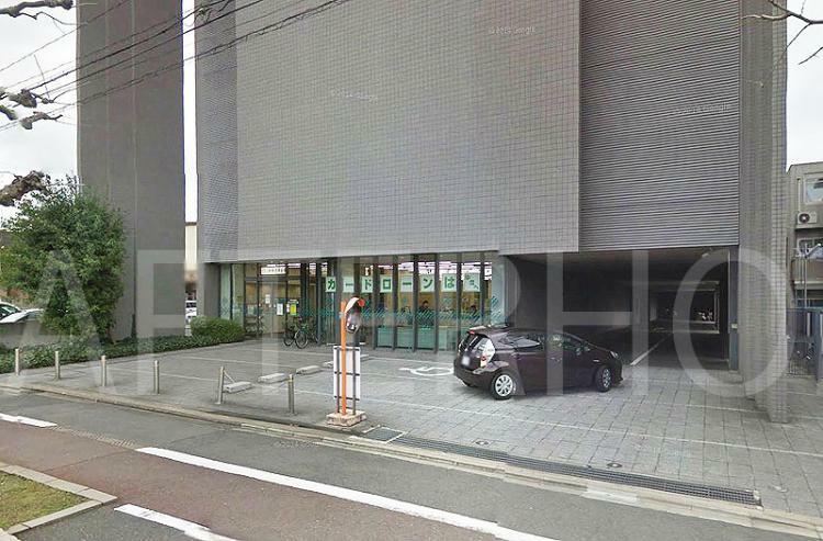 銀行 京都中央信用金庫十条支店