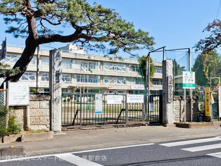 小学校 蓮田市立平野小学校
