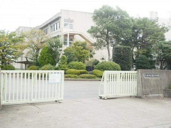 中学校 【中学校】久喜市立鷲宮中学校まで787m