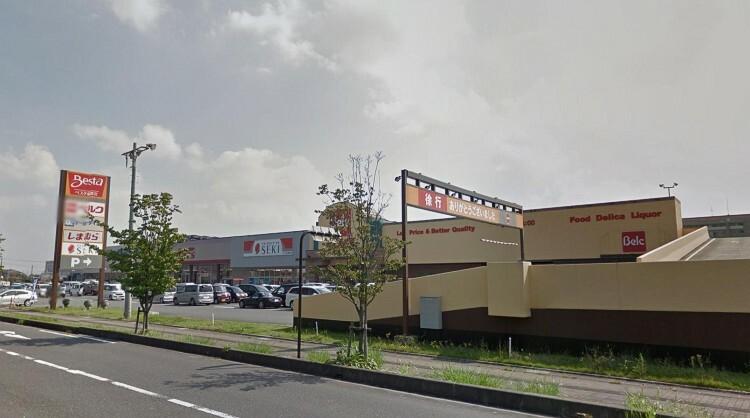 ショッピングセンター 【ショッピングセンター】ベスタ東鷲宮まで1388m