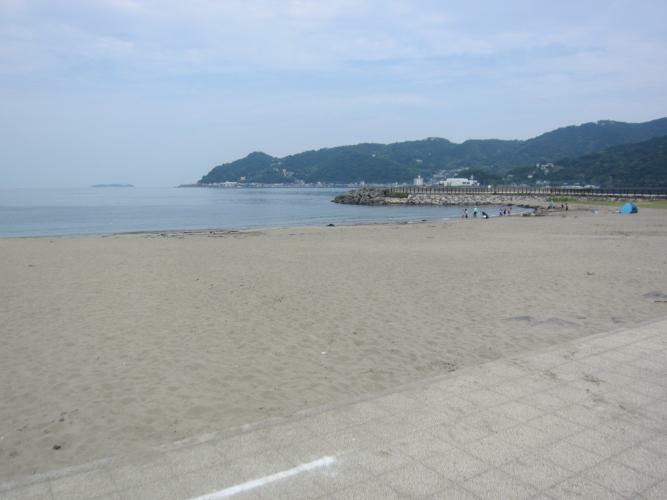 長浜海浜公園・海水浴場