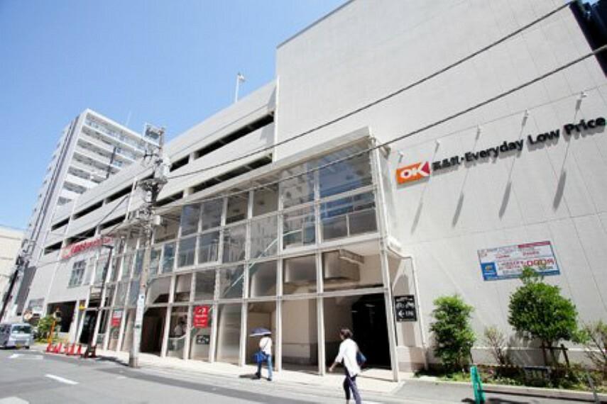 スーパー 【スーパー】OK(オーケー) 本厚木店まで807m