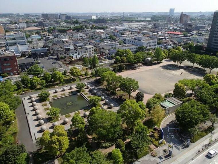 公園 【公園】厚木中央公園まで798m