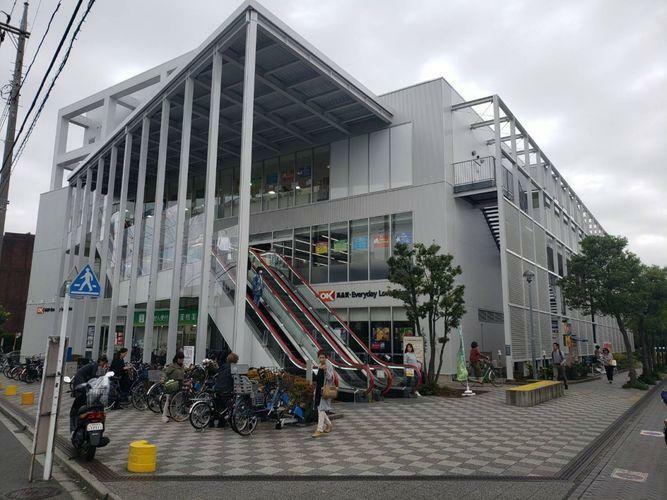 スーパー オーケー用賀駅前店 徒歩6分。