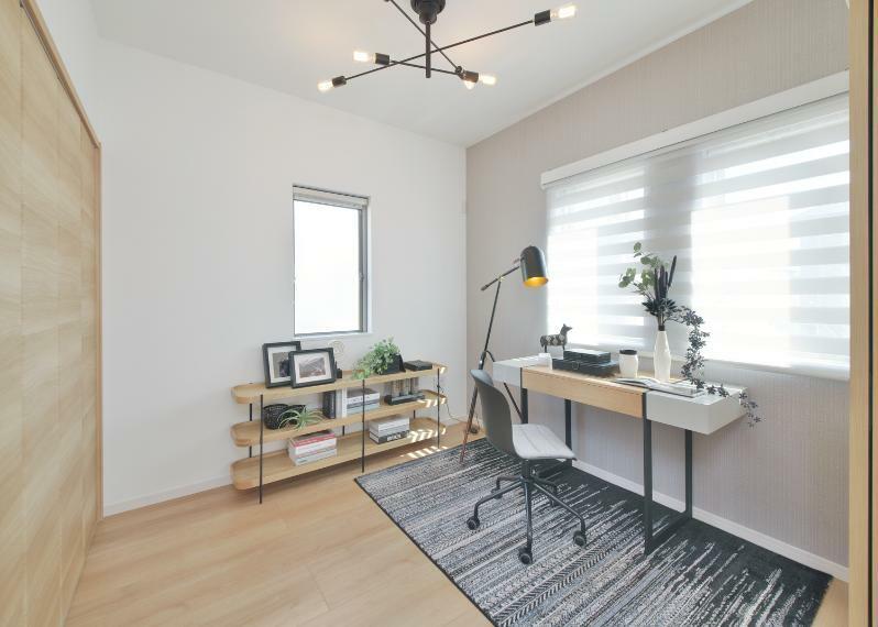 洋室 モデルハウス 1階洋室
