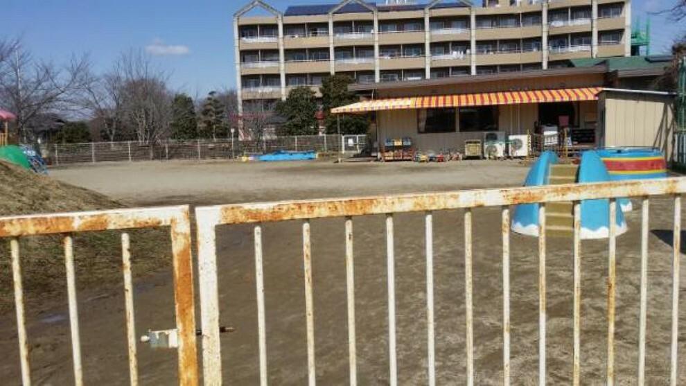 幼稚園・保育園 【保育園】はーとぴあ保育園まで1800m