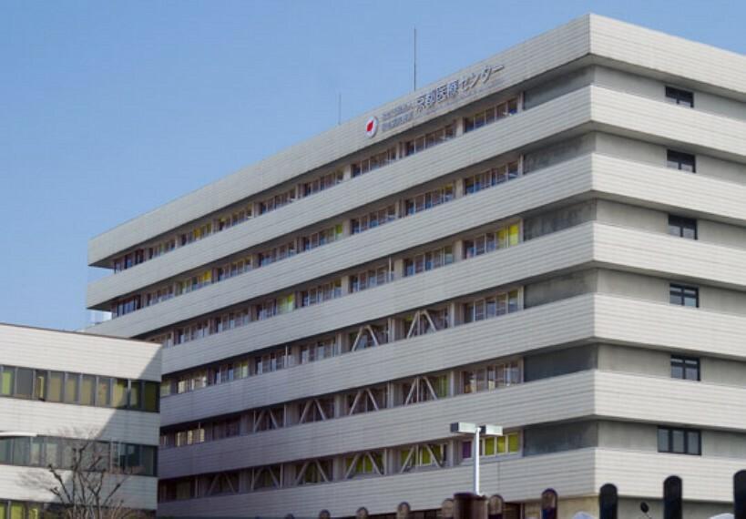 病院 【総合病院】国立病院機構京都医療センター(独立行政法人)まで1804m