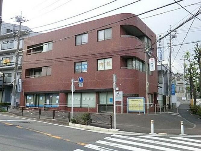 病院 嶋崎内科医院 距離約710m