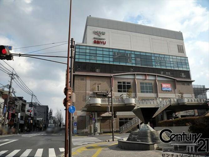 スーパー 西友王寺店
