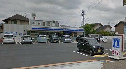 コンビニ ローソン/岡崎伊賀町店 徒歩7分。