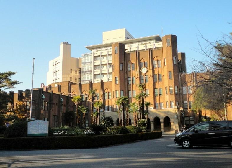 病院 【総合病院】東京大学医科学研究所付属病院まで926m