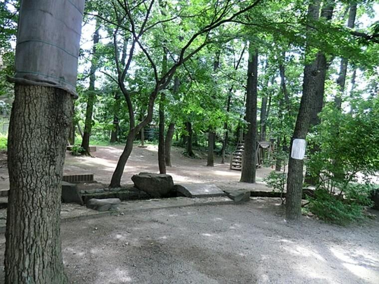 公園 どんぐり山児童遊園