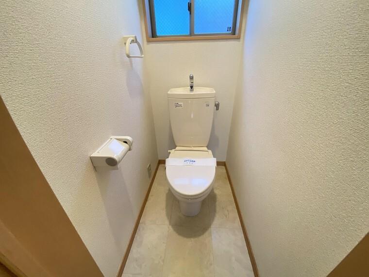 トイレ 2階トイレです。