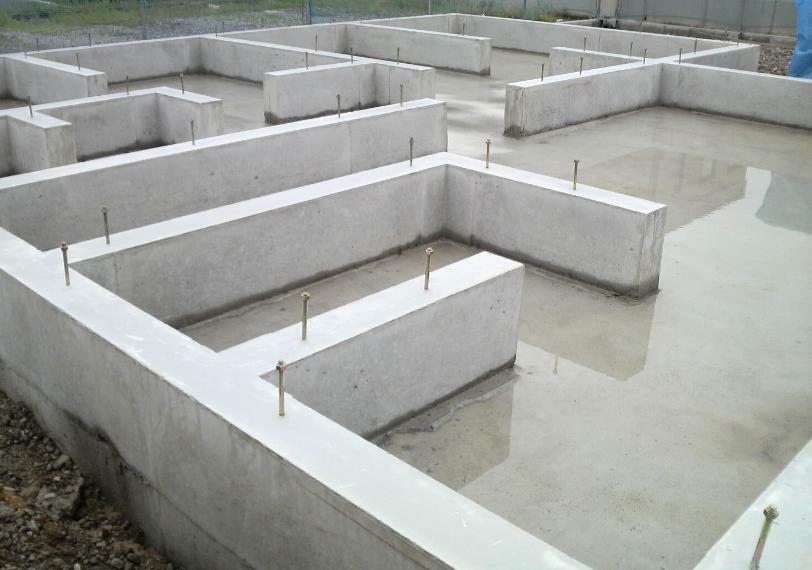 構造・工法・仕様 シロアリや湿気からマイホームを守る「ベタ基礎」「基礎パッキン」工法基礎パッキン