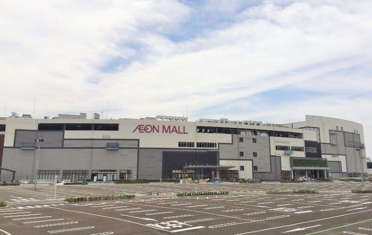 ショッピングセンター イオンモール四条畷