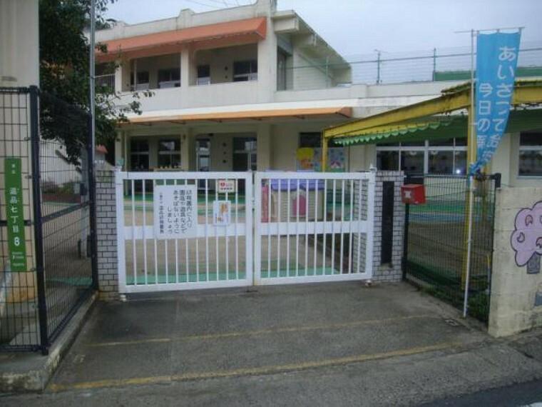 幼稚園・保育園 温品保育園