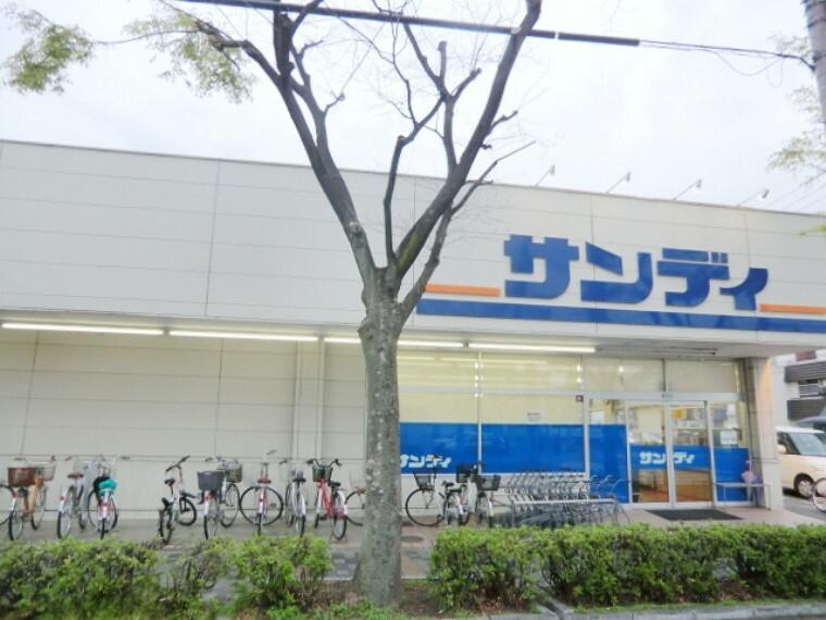 スーパー 【スーパー】サンディ武庫之荘店まで582m